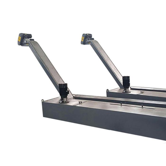 德天海 加工中心排屑机平面磁性排屑机直供磁性排削器